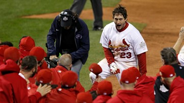 Opinion: Game 6 replay stirs the emotions of Cardinals fans, restoring the magic of a classic