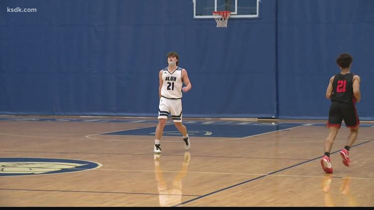 SLUH basketball's Nick Kramer commits to Saint Louis University