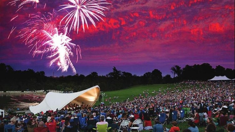 St. Louis Symphony Orchestra opens 142nd season on Art Hill