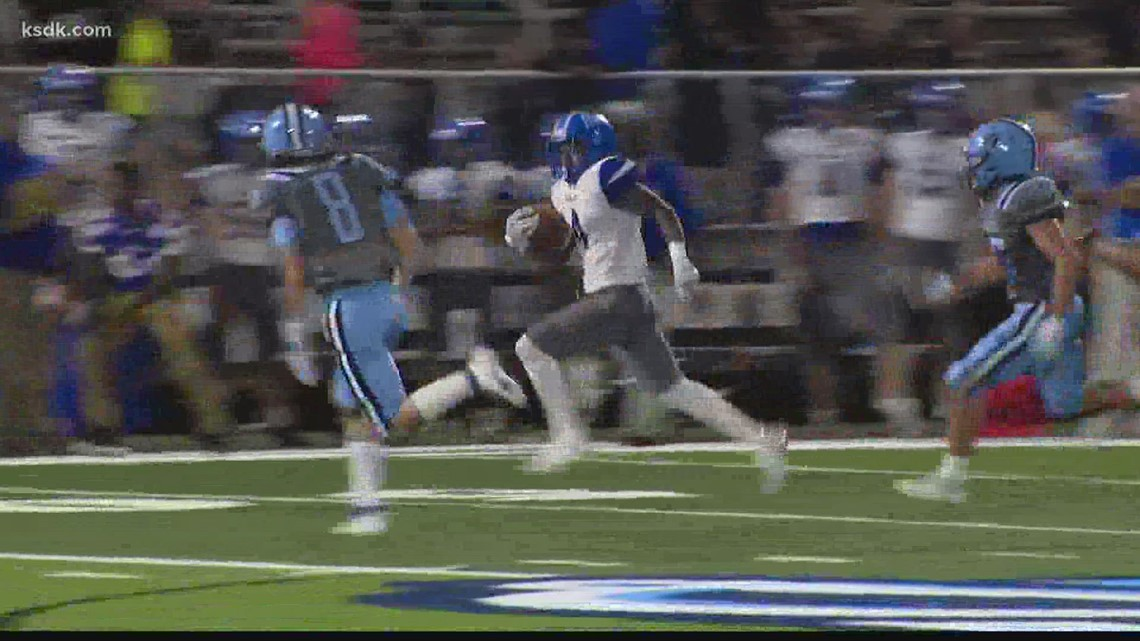 Duchesne shuts out St. Charles on the road