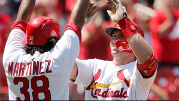 O'Neill, Goldschmidt stay hot as Cardinals take series finale against Pittsburgh