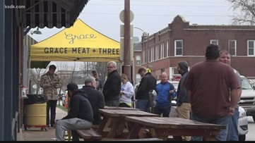 Grace Meat + Three makes big sacrifices to help employees stay on the job