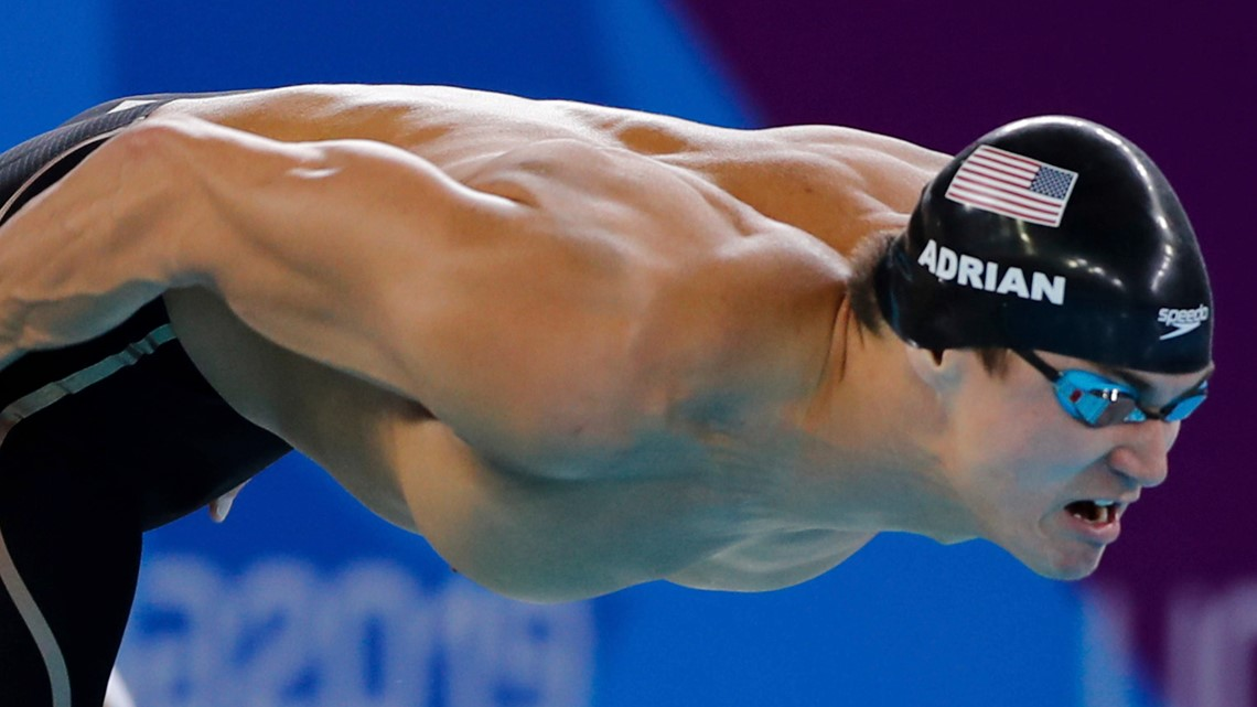 Tokyo Olympics: Swimmer Nathan Adrian