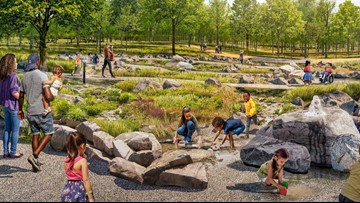Forest Park to break ground on new Nature Playscape