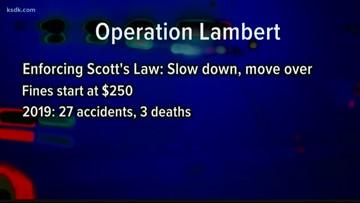 Operation Lambert: ISP focuses on Scott's Law