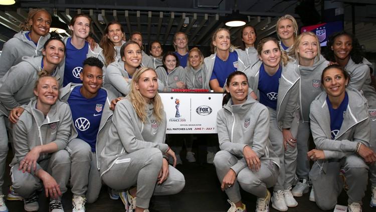 Women's World Cup US Womens Soccer
