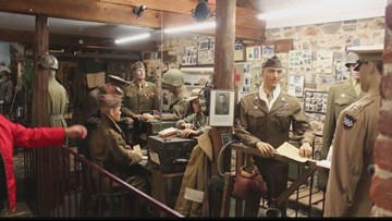 Couple dedicates life honoring American Troops