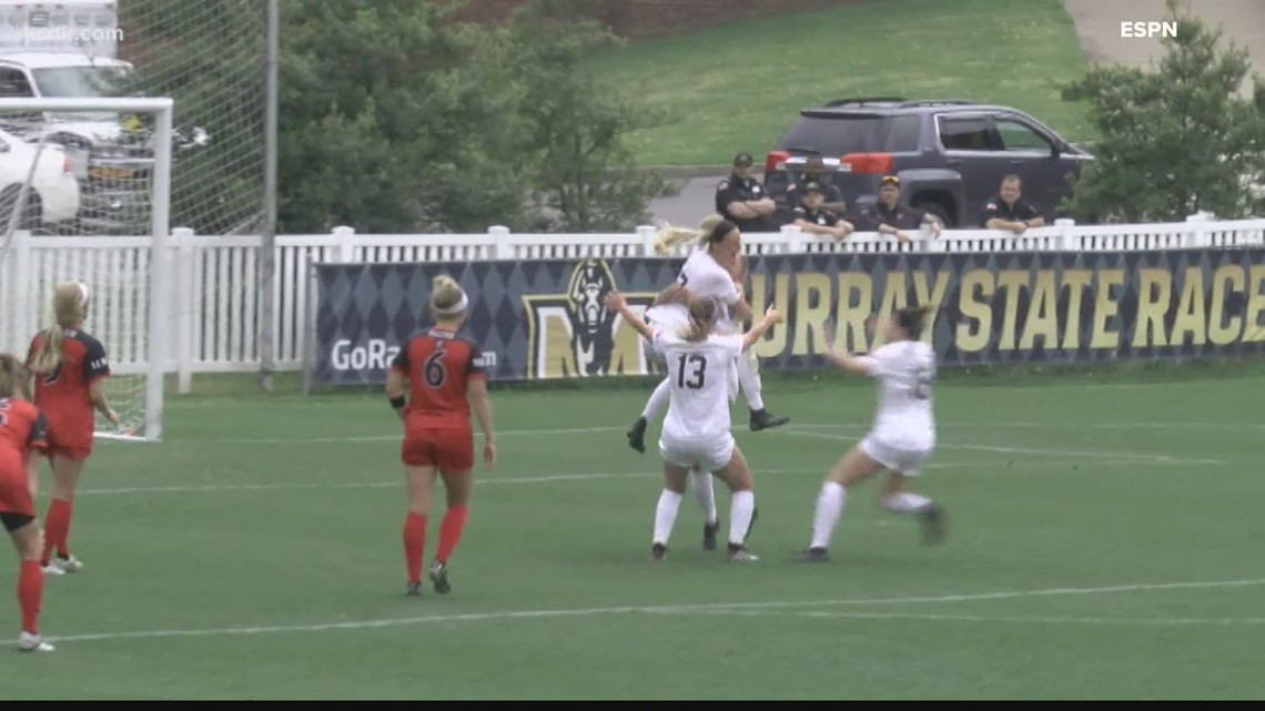 SIUE Lady Cougars soccer team is loaded with local players and headed to NCAA Tournament