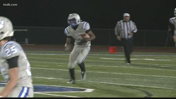 Lutheran St. Charles High School has a star running back following in his father's footsteps