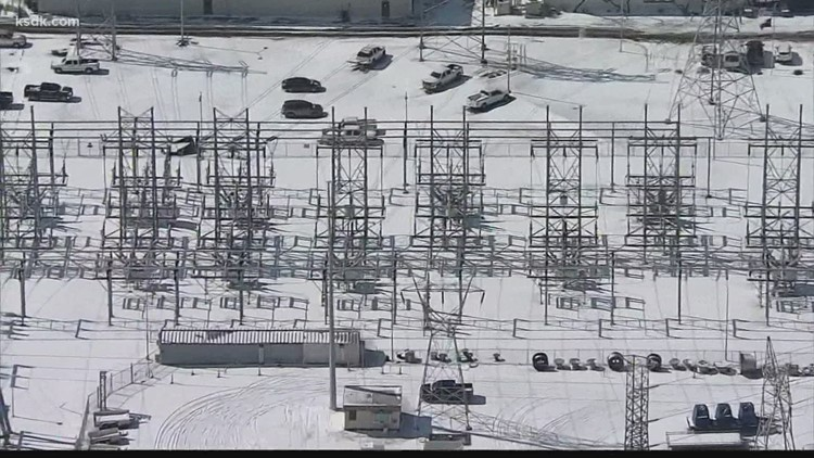 Ameren asking customers to conserve until Friday due to cold temperatures and high demand