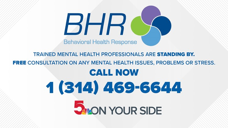 Free mental health help available