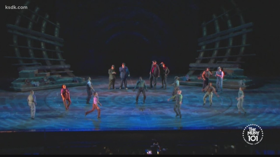 St. Louis native stars in Guys and Dolls at the Muny