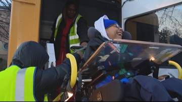 Community steps up to help teen with cerebral palsy get a wheelchair ramp