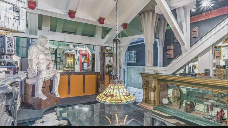 This just might be the most unique house listing in St. Louis