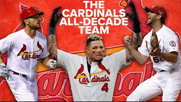 Assembling a Cardinals 'All-Decade' team for the 2010s
