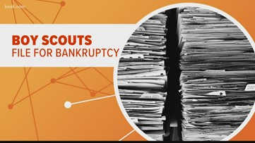 Connect the Dots: Boy Scouts of America files for Bankruptcy