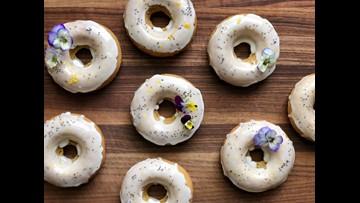 Recipe of the Day: Vegan + Gluten-Free Lemon Poppy Seed Donuts