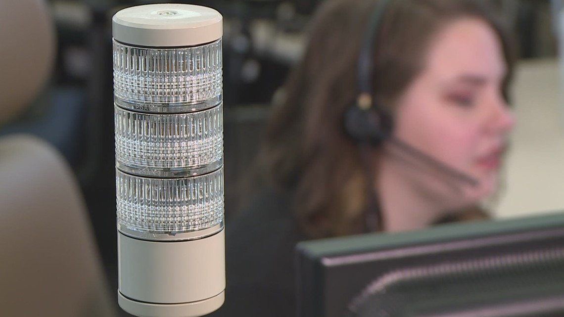 Protecting St. Louis County in dispatcher's family
