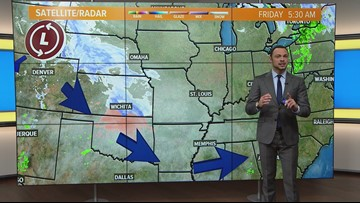 Friday Anthony Web Weather