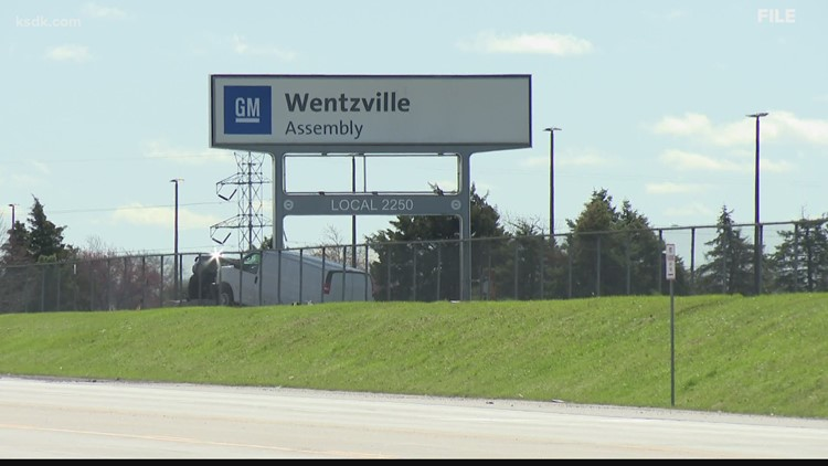GM Wentzville plant to reopen after closing for 2 weeks