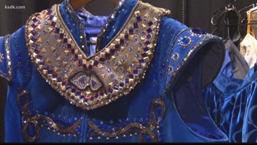 Behind the scenes of Aladdin at the Fabulous Fox