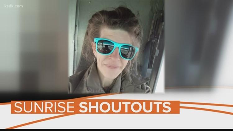Sunrise Shoutout: Eve Carr