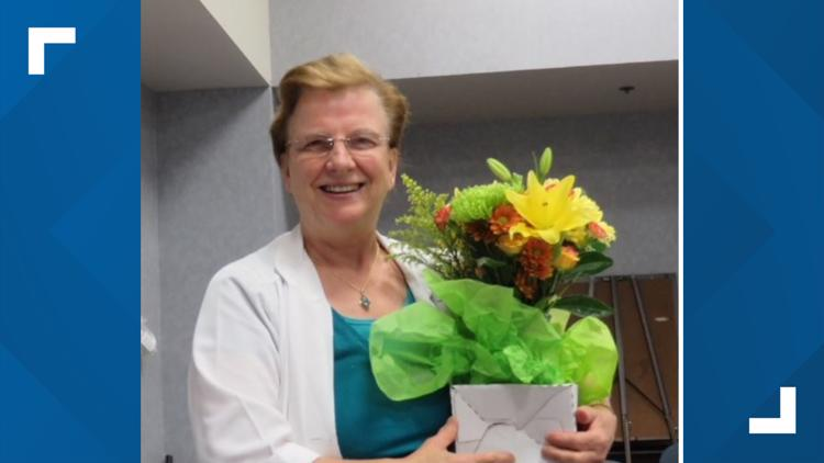 Retired nurse's moving 'business' lifts others with donated goods