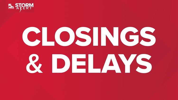 List of closings in St. Louis area