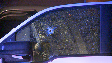 Driver survives shooting in St. Louis