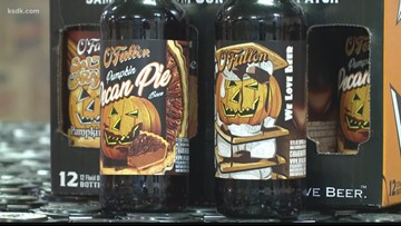Ready or not, pumpkin beer is here!