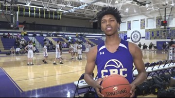 CBC's Caleb Love receives offer from North Carolina