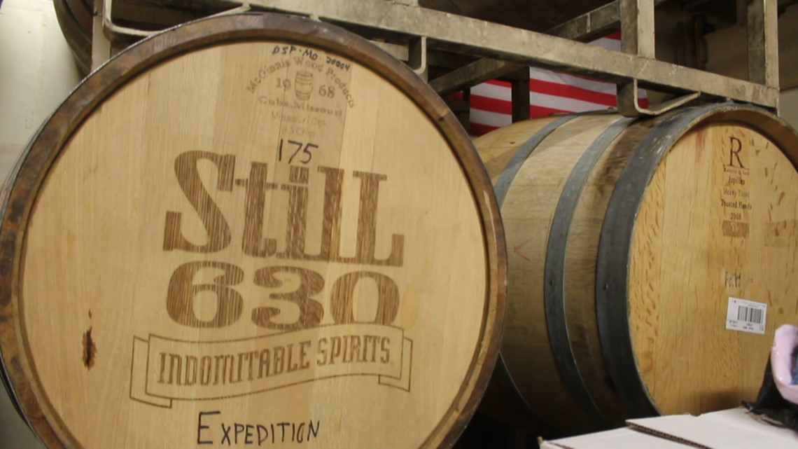 You'll soon be able to sip on Missouri Bourbon Whiskey