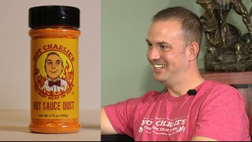 From priesthood to peddling hot sauce: Meet the man behind Hot Charlie's