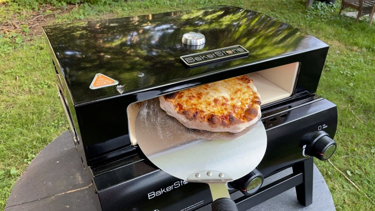 Better pizza at home with tabletop pizza ovens