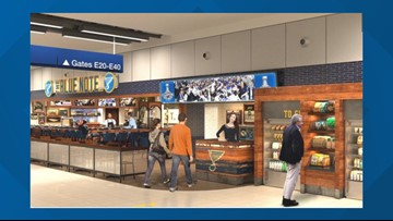 Blues-themed restaurant proposed for Lambert airport