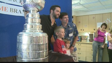 Meet the first St. Louis native to get his name on the Stanley Cup