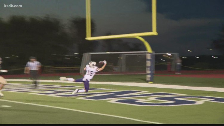 5 On Your Sideline: High school football highlights from Friday, Oct. 8