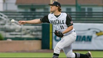 River City Rascals player signed by Milwaukee Brewers