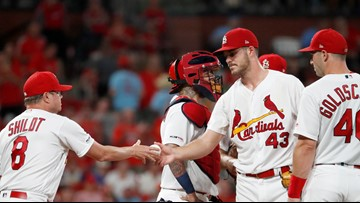 The Cardinals and the elusive no-hitter