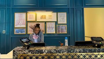 Inside downtown St. Louis' newest boutique hotel: Hotel Indigo