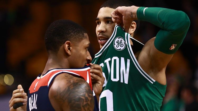 St. Louis natives Bradley Beal and Jayson Tatum show out at NBA All-Star weekend