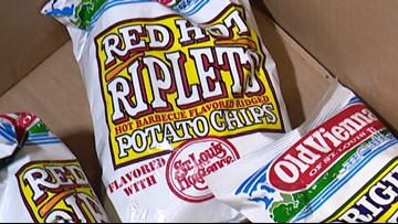 Red Hot Riplets: 'The best hot chip in the world'