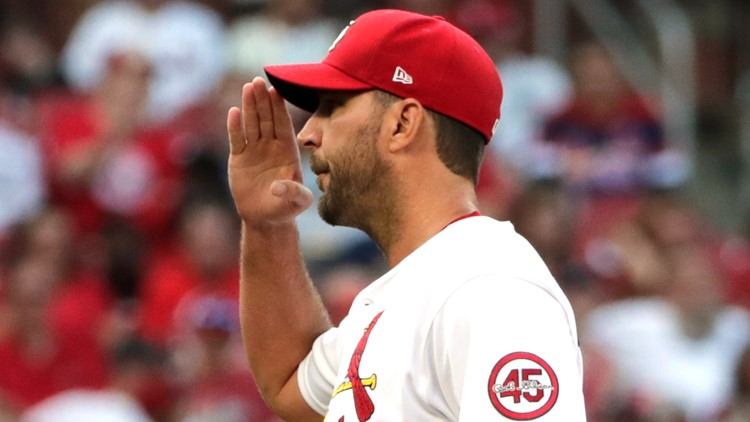 'I want in': Cardinals starter Adam Wainwright makes pitch to represent the U.S. in future Olympics