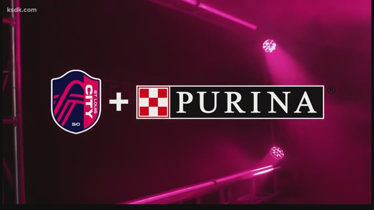 St. Louis City SC announces Purina as founding sponsor