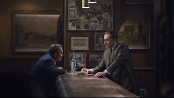 Review   'The Irishman' is a towering achievement for Martin Scorsese