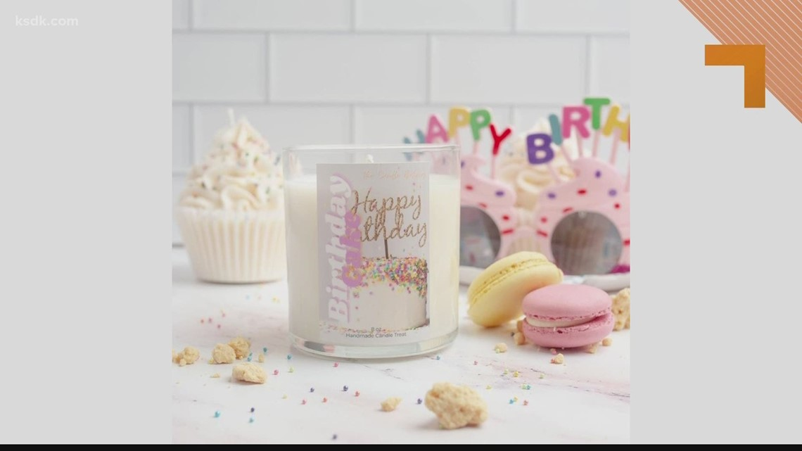 The Candle Bakery offers candles and wax melts inspired by sweets and treats