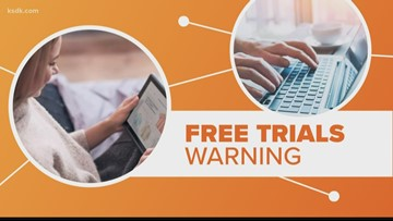 Connect the dots: When free trials are too good to be true