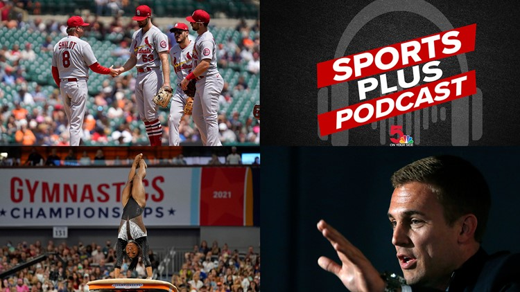 Sports Plus Podcast: Cardinals worries, Olympics trials preview and in-depth with Taylor Twellman