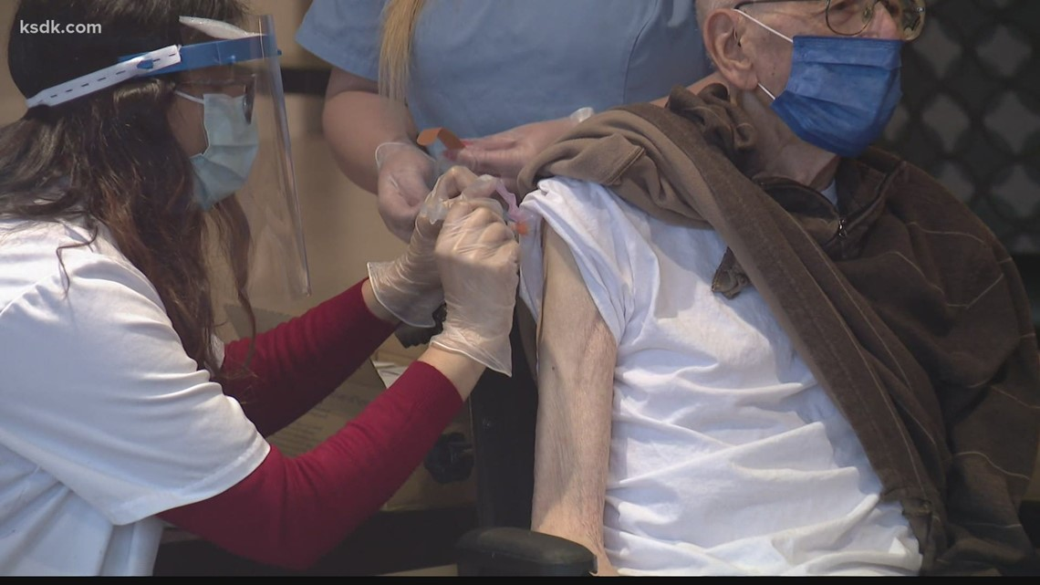 St. Louis County plans to vaccinate people in senior living facilities