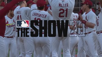 Season on The Show: Opening Day, Cardinals at Reds